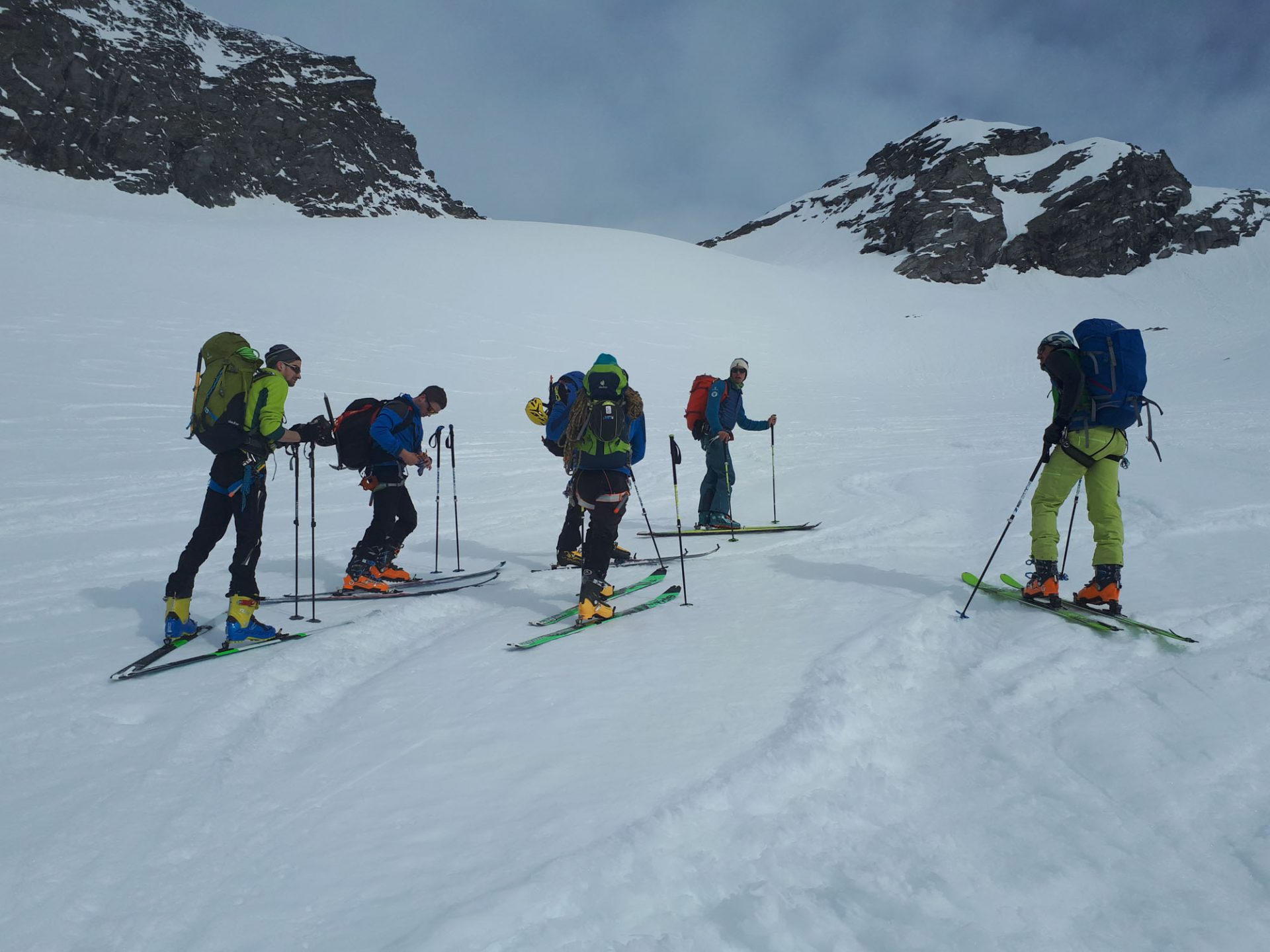 ALPINIST: Skidurchquerung Hoch Tirol