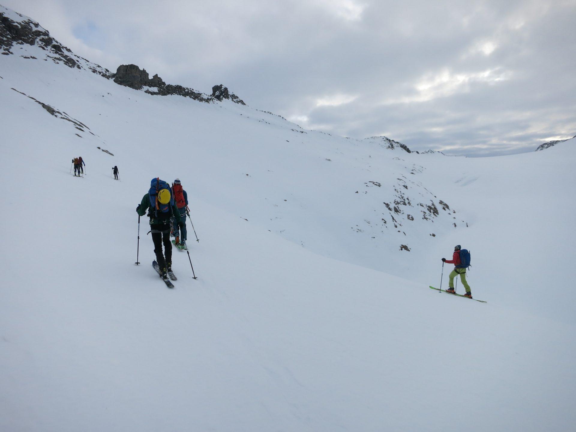 Alpinist Skidurchquerung Hochtirol @ Florian GrossrubatscherAlpinist Skidurchquerung Hochtirol @ Florian Grossrubatscher
