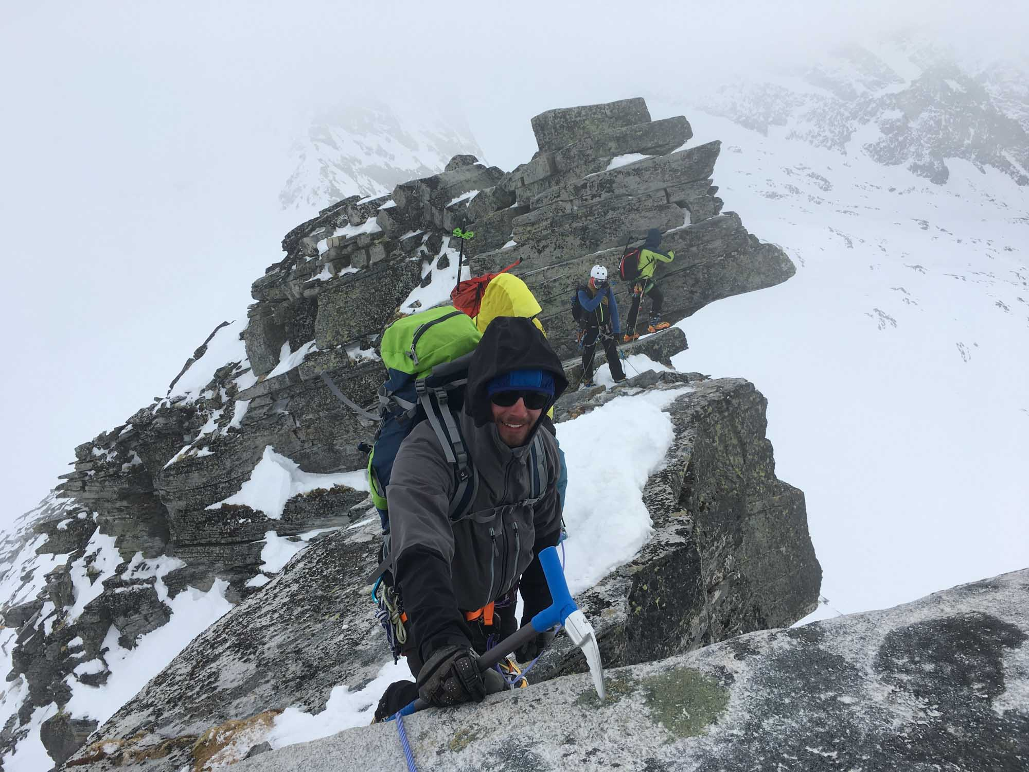 Alpinist Skidurchquerung Hochtirol @ Florian Grossrubatscher