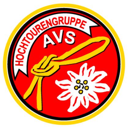 Logo Hochtourengruppe Alpenverein Südtirol I AVS