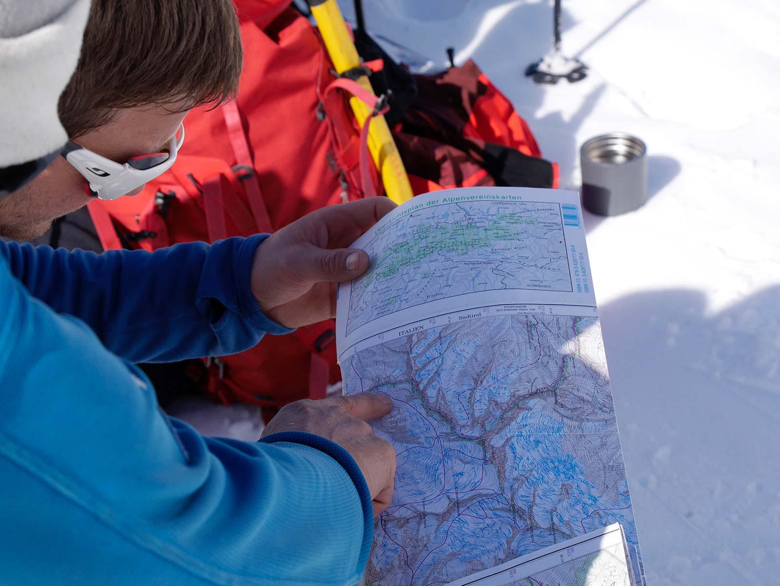 Skihochtour, Alpinisten, © Max Willeit I AVS