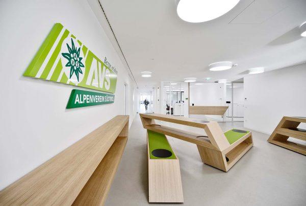 Landesleitung Büro Alpenverein Südtirol © Oskar DaRiz I AVS