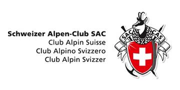 Logo Schweizer Alpen-Club SAC I AVS