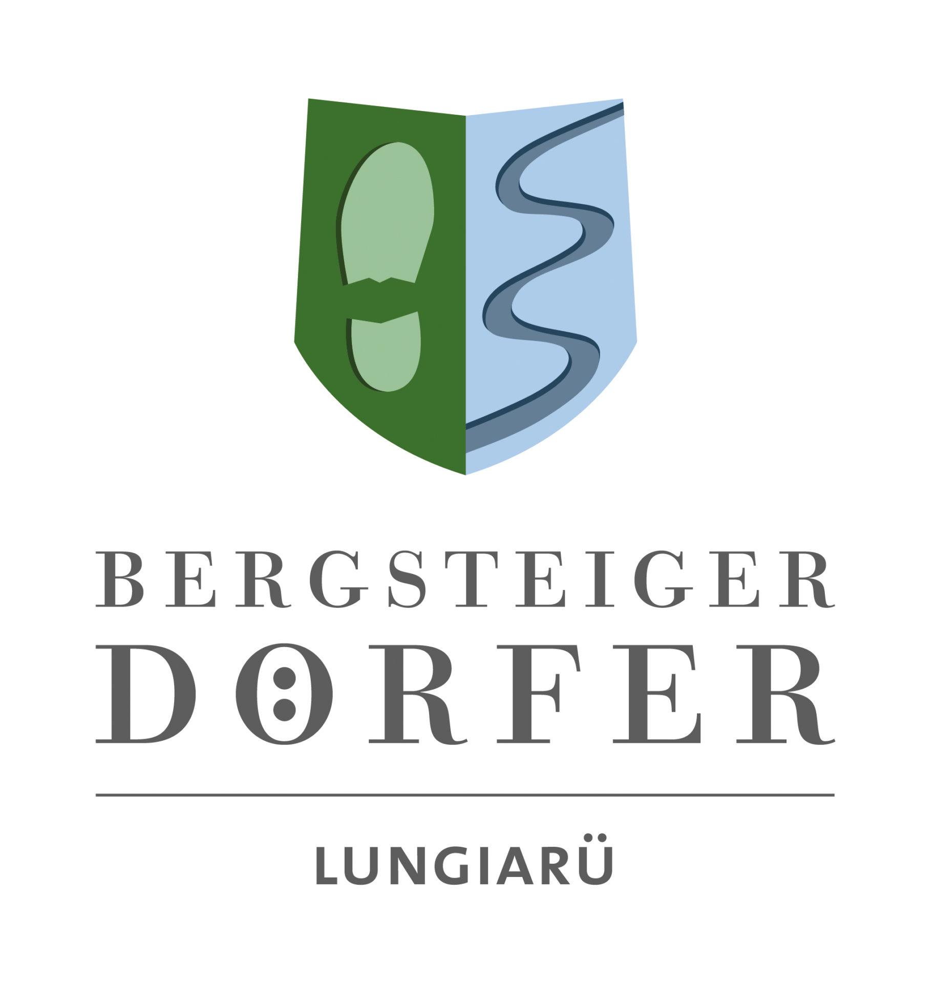 Logo I Bergsteigerdorf Lungiarü I AVS