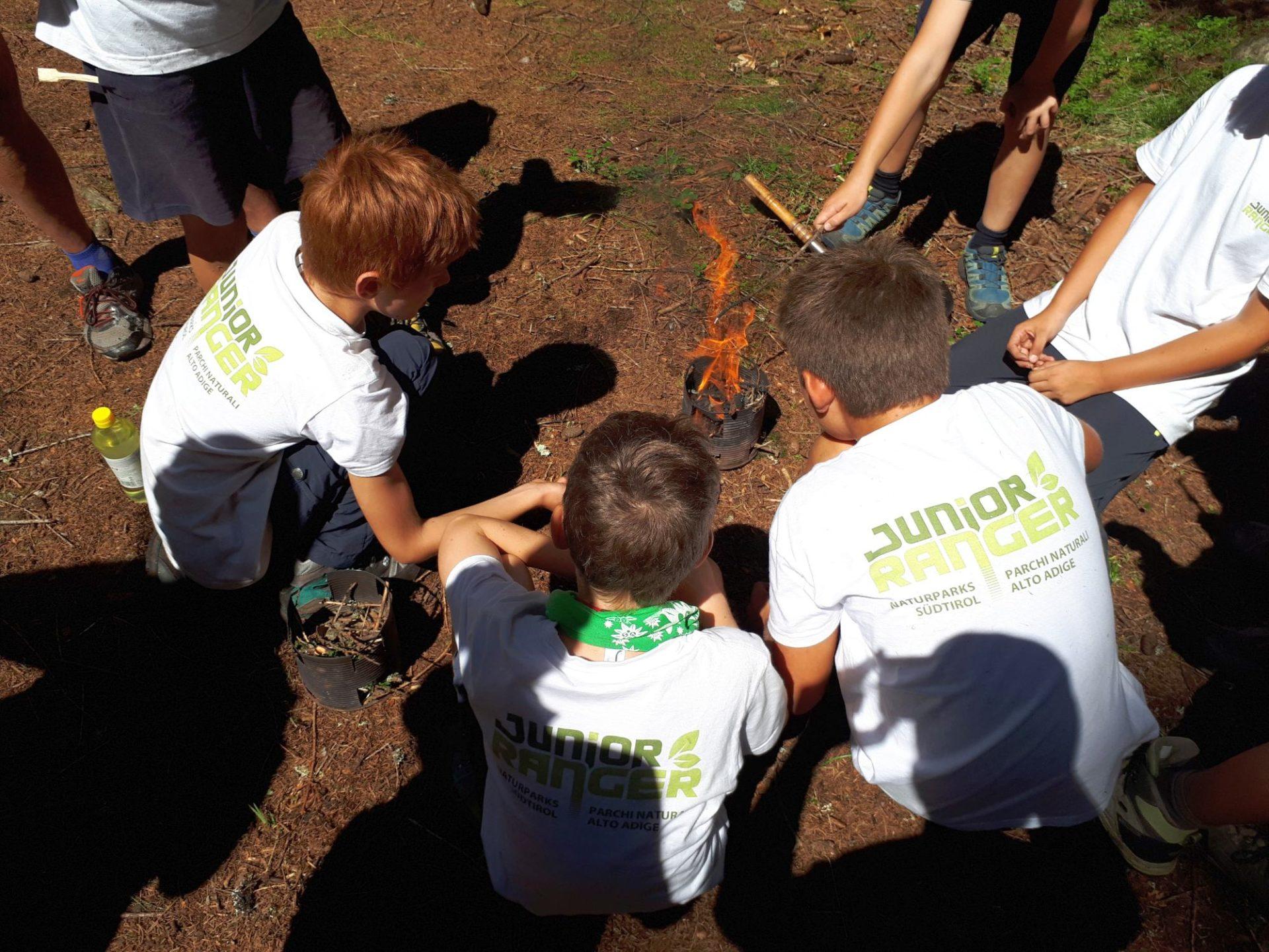 Naturpark Junior Ranger 2021