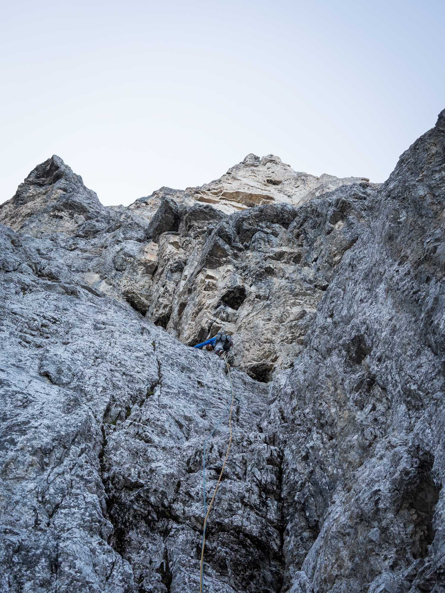 Rosengarten © Martin Dejori Projekt Alpinist