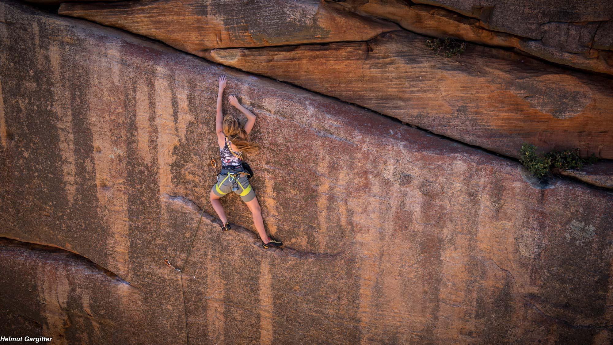 ALPINIST: Kletterfahrt Südafrika 2016