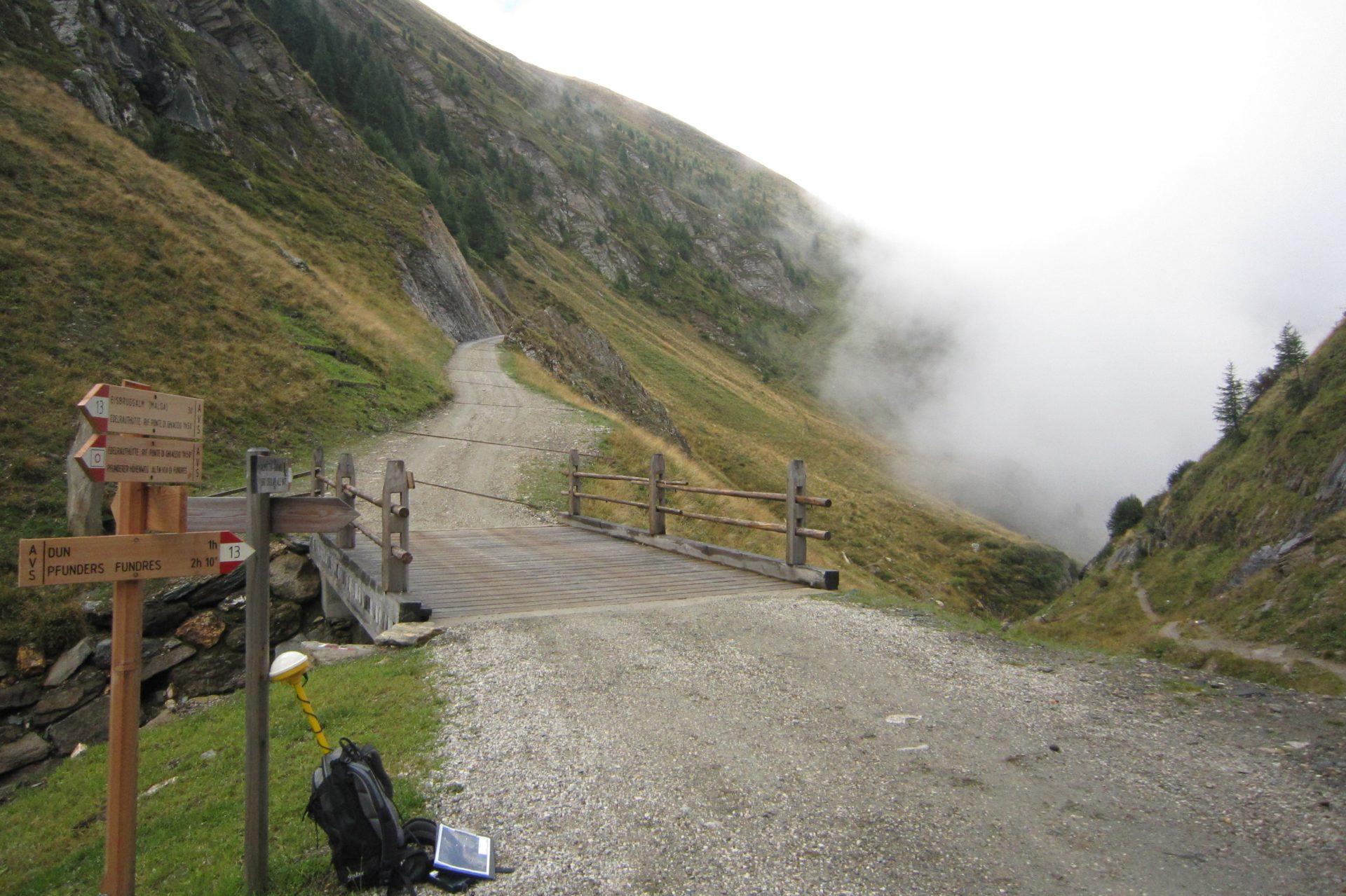 Das Südtirol-Wegeprojekt