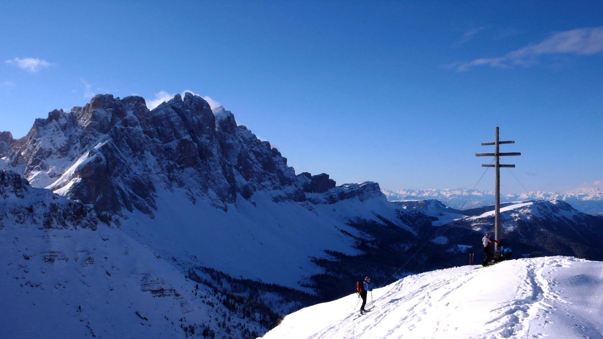 Skitour zum Zendleser Kofel