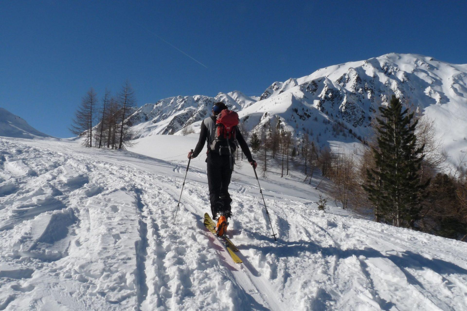 Skitour auf die Ilmspitz – versteckter Gipfel im Ultental