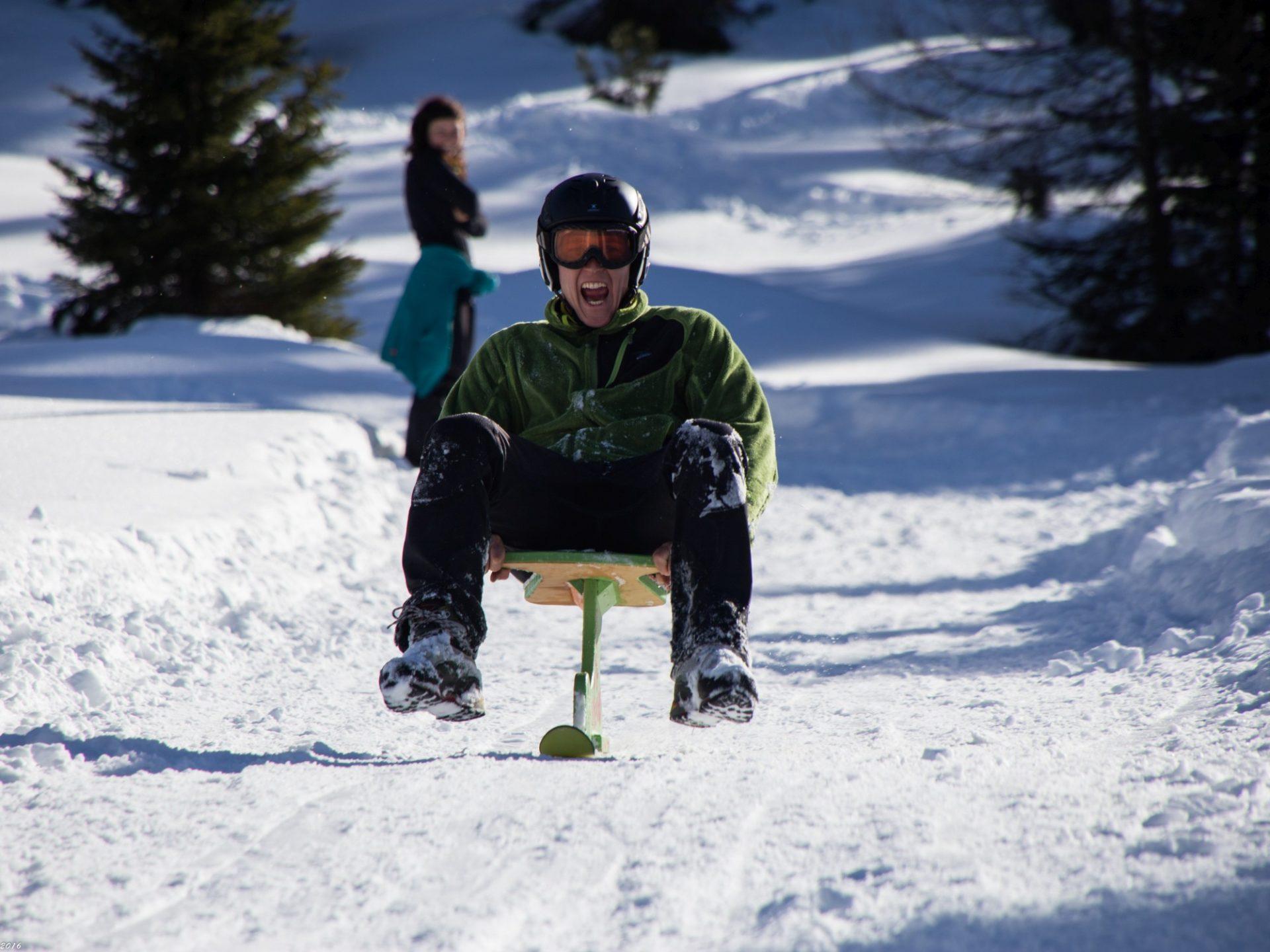 Bau dir dein eigenes Ski-Böckl!