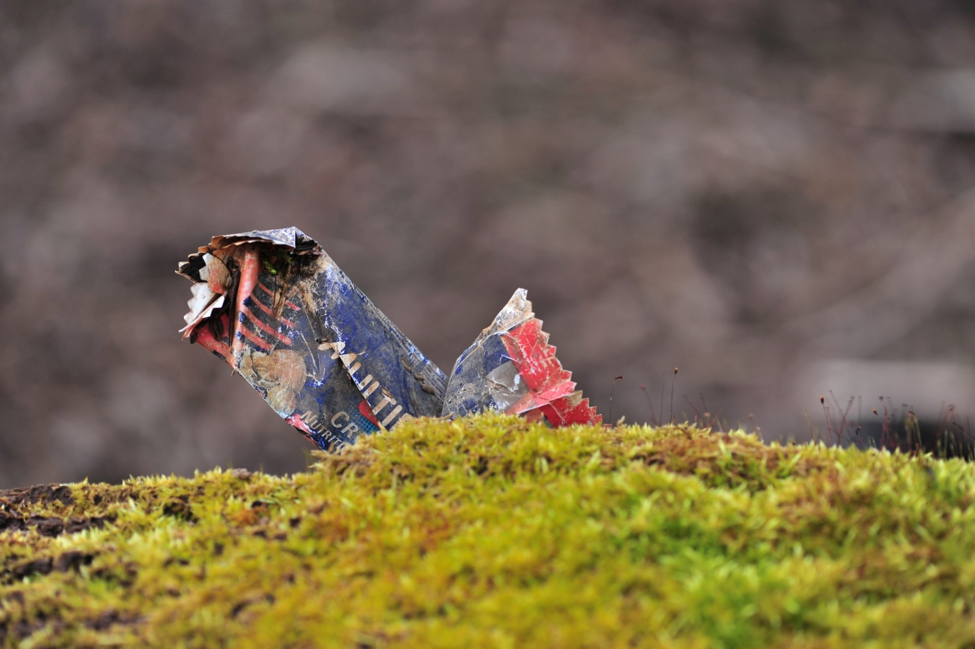Müll.Berge – Kampagne gegen Müll am Berg