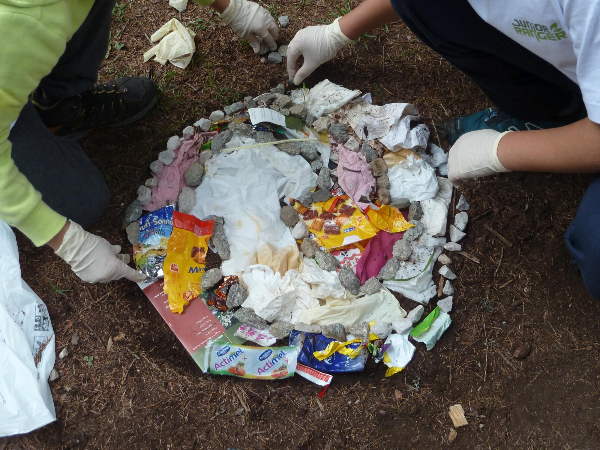 Tipps für unterhaltsame Müllsammelaktionen