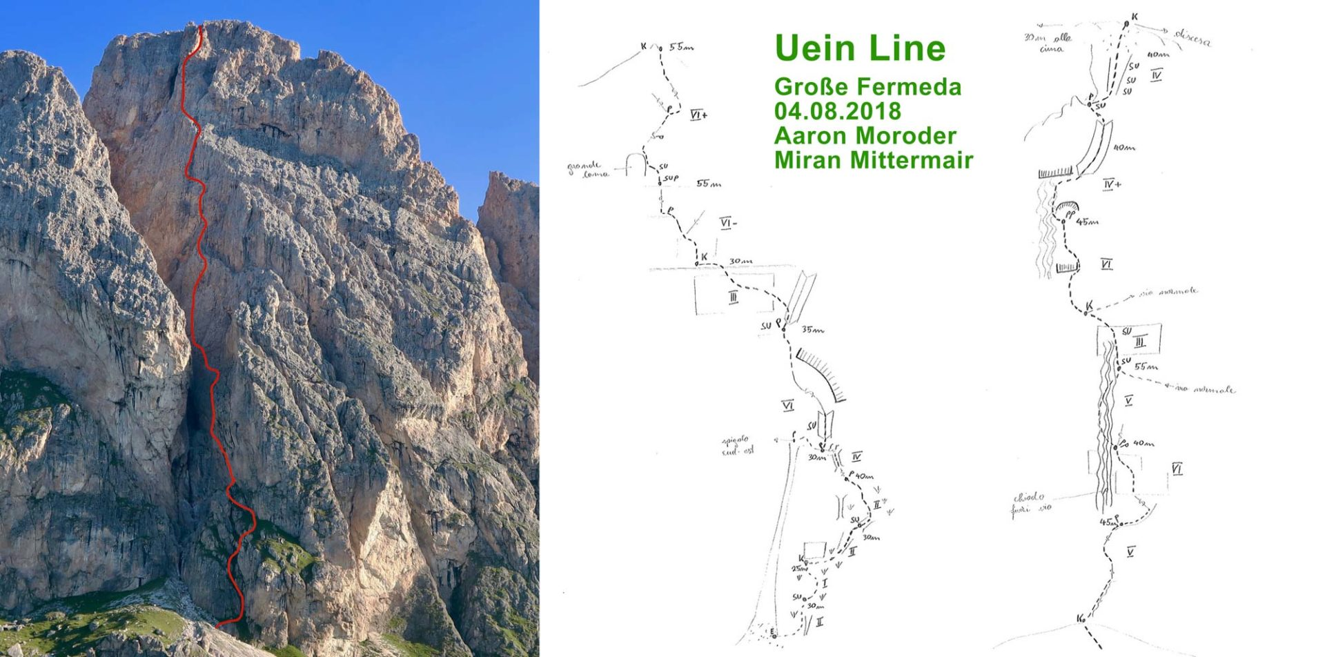 Uein Line Topo