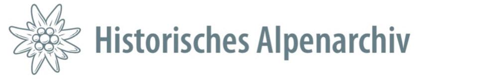 Logo Alpenarchiv | AVS