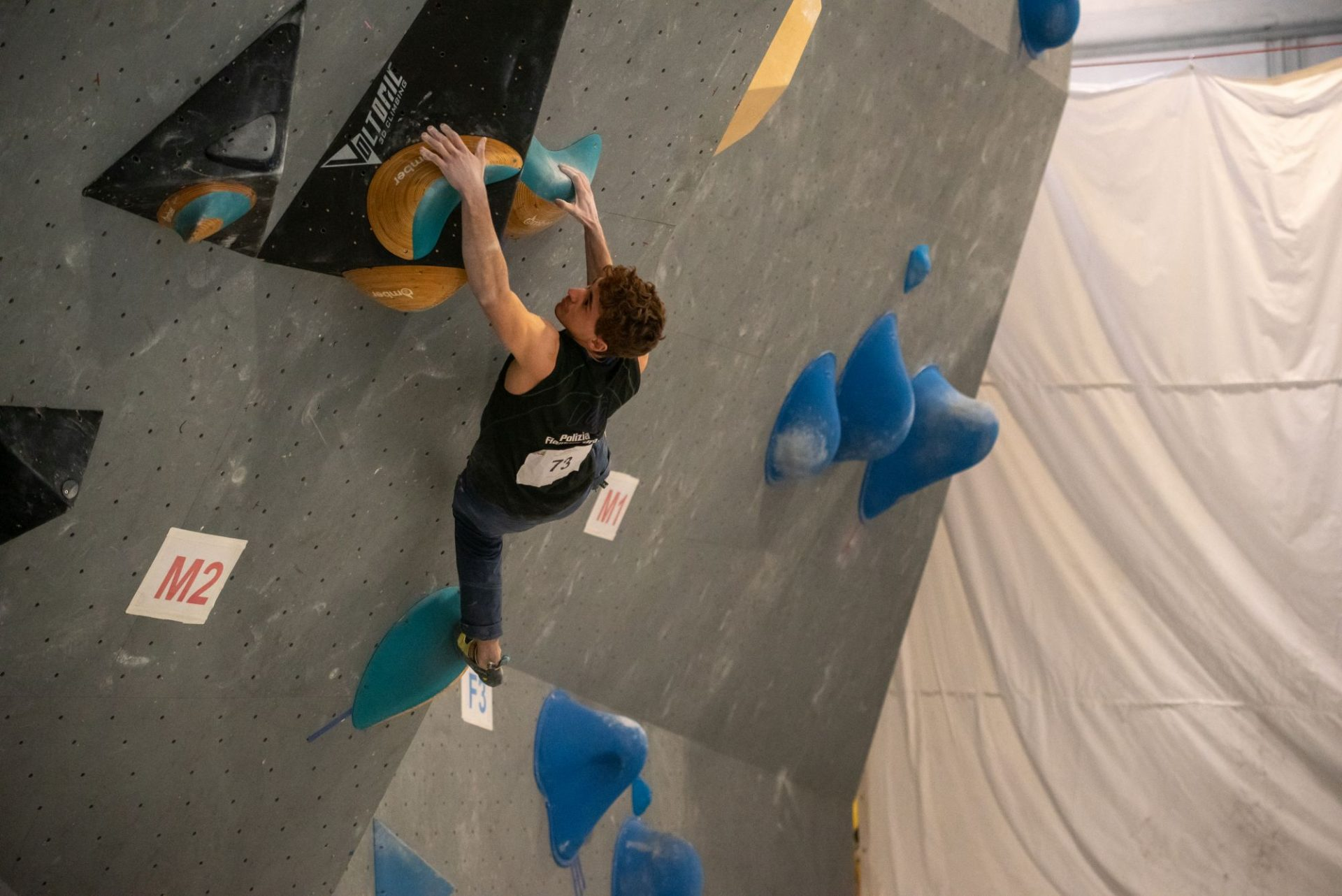 1. Italiencup Boulder 2021, Cuneo