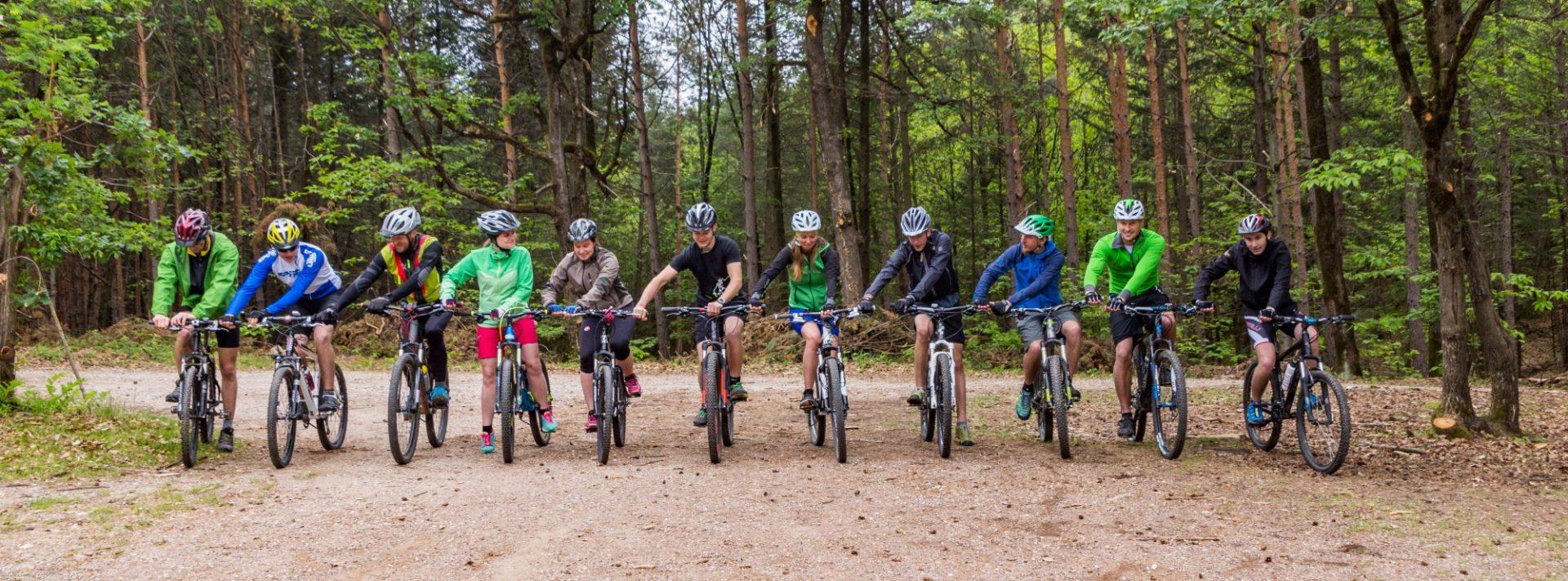 Bergsteigertipp: Fahrtechnik Mountainbike