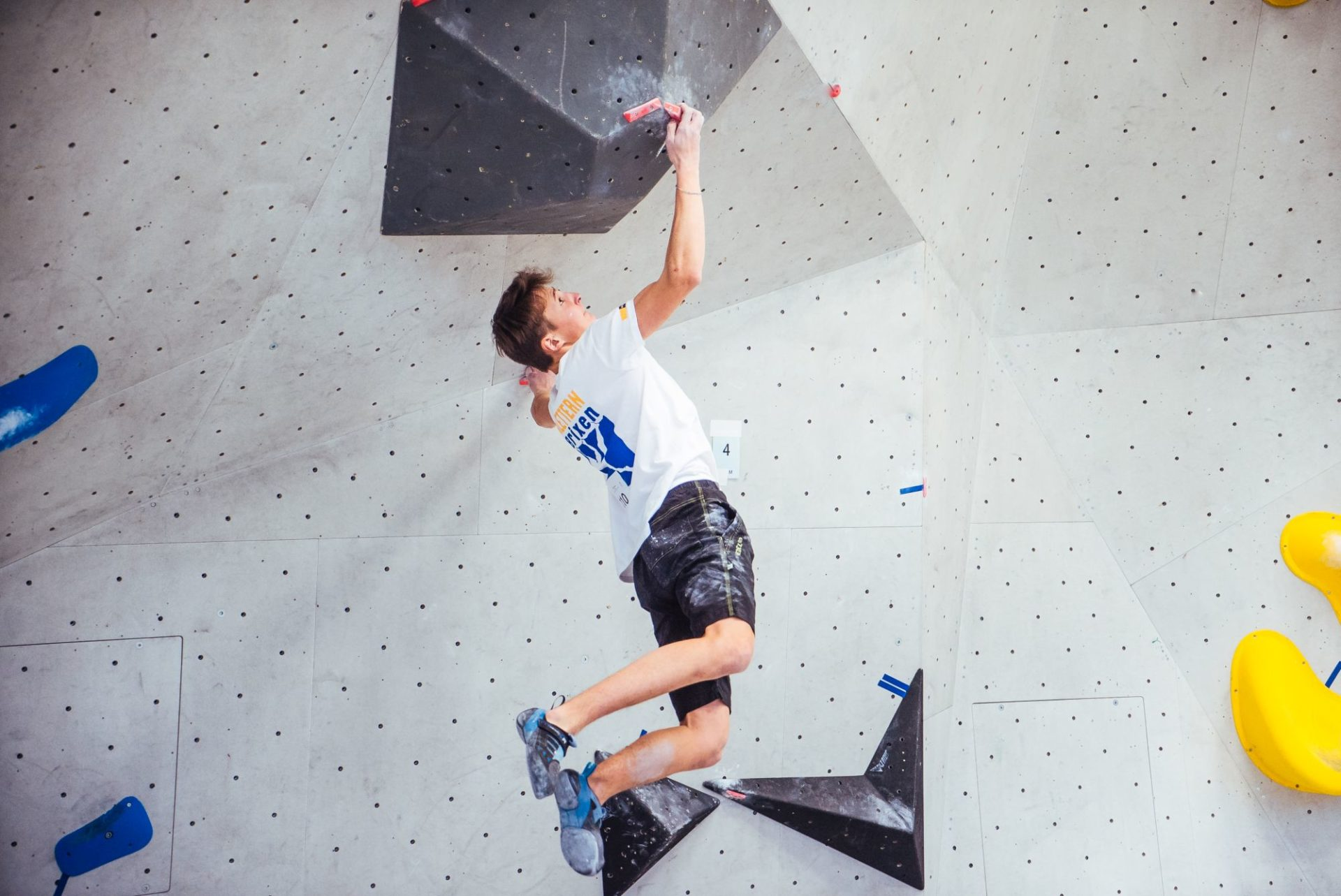 Regionalmeisterschaft Boulder 2021, Vertikale Brixen