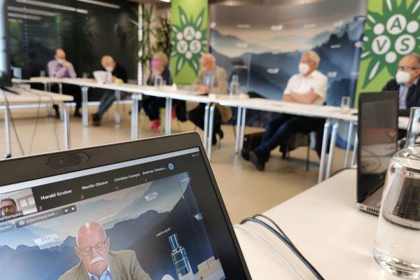 115 Hauptversammlung I online-HV2 @Theodor Daum I AVS