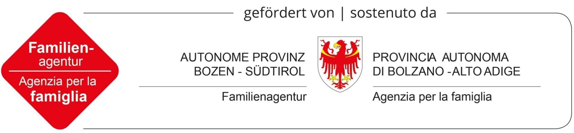Logo Familienagentur Südtirol