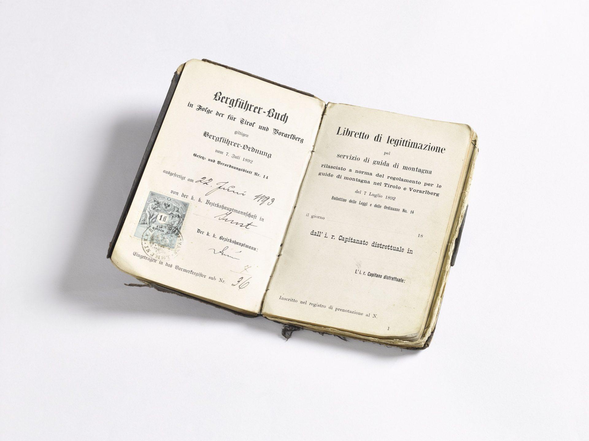 Der Alpenverein und das Führerwesen