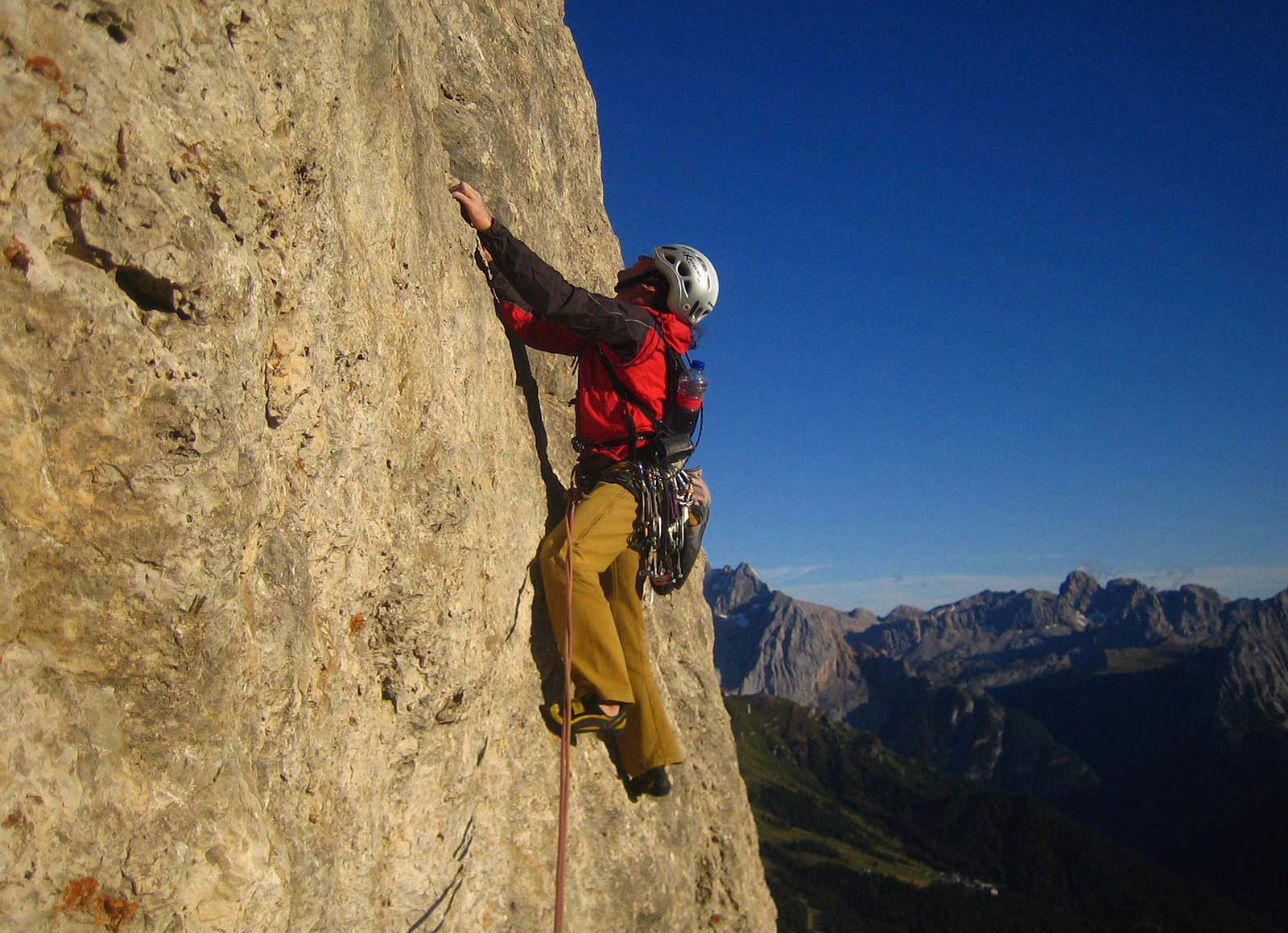 Sicher Alpinklettern © Peter Braito | AVS