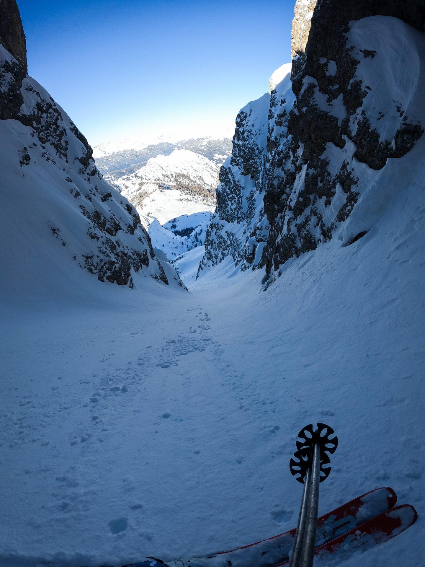 Eine (fast) ganz normale Skitour
