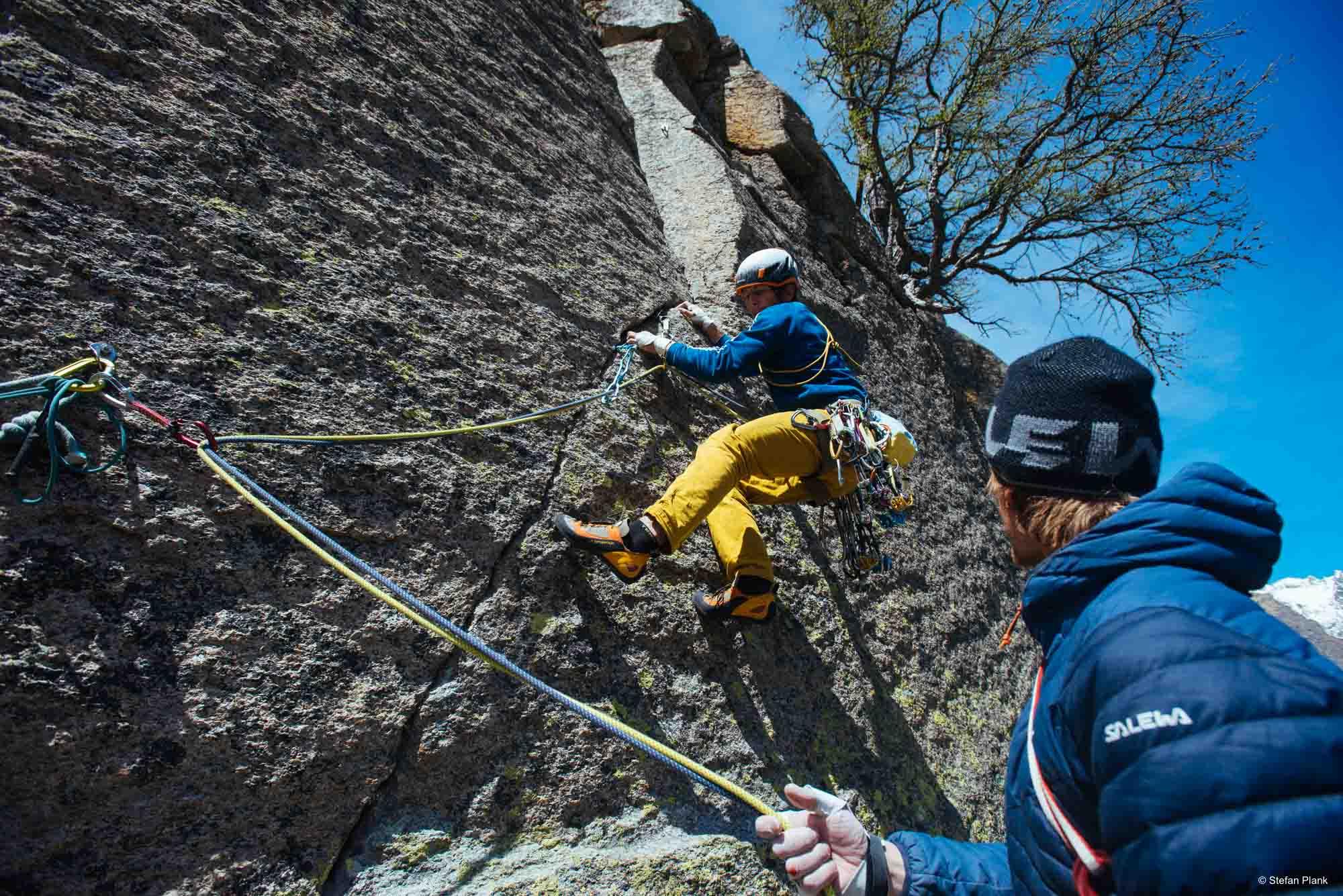 Bergsteigertipp: Das Bremshandprinzip
