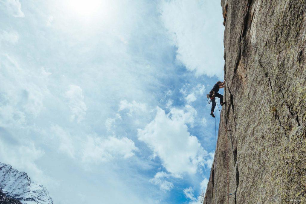 Alpinist : Valle del Orco © Plank Stefan