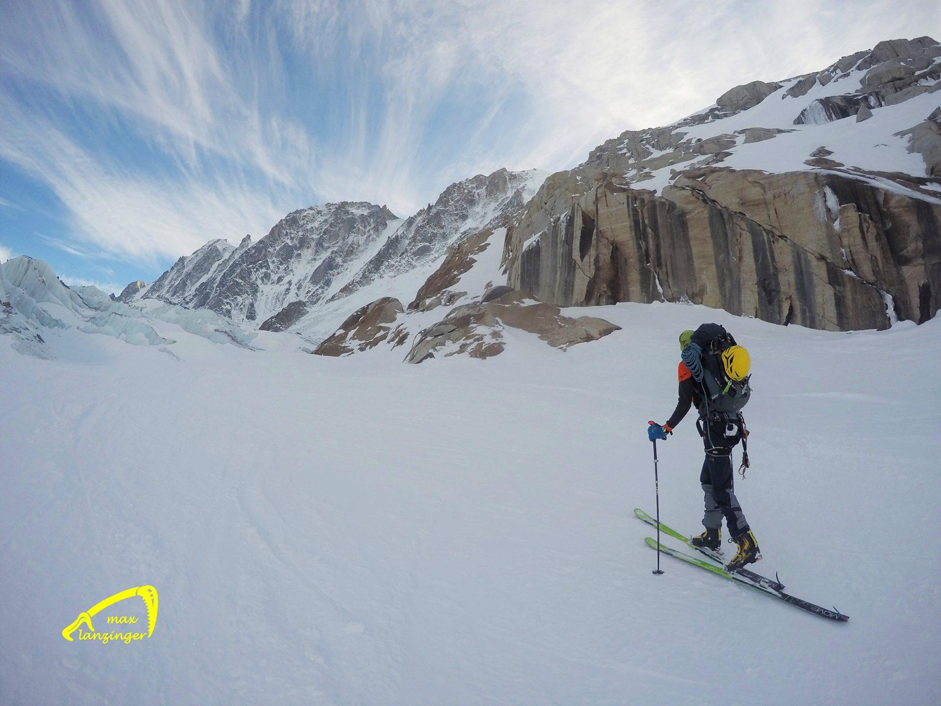 Les Droites Nordwand Chamonix(c)MaxLanzinger