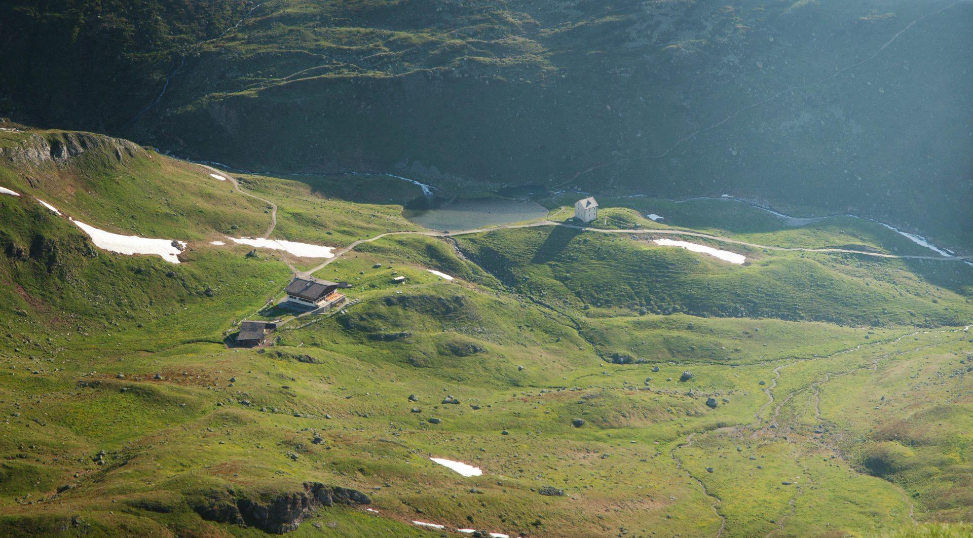 AVS-Schutzhütten starten in die Sommersaison