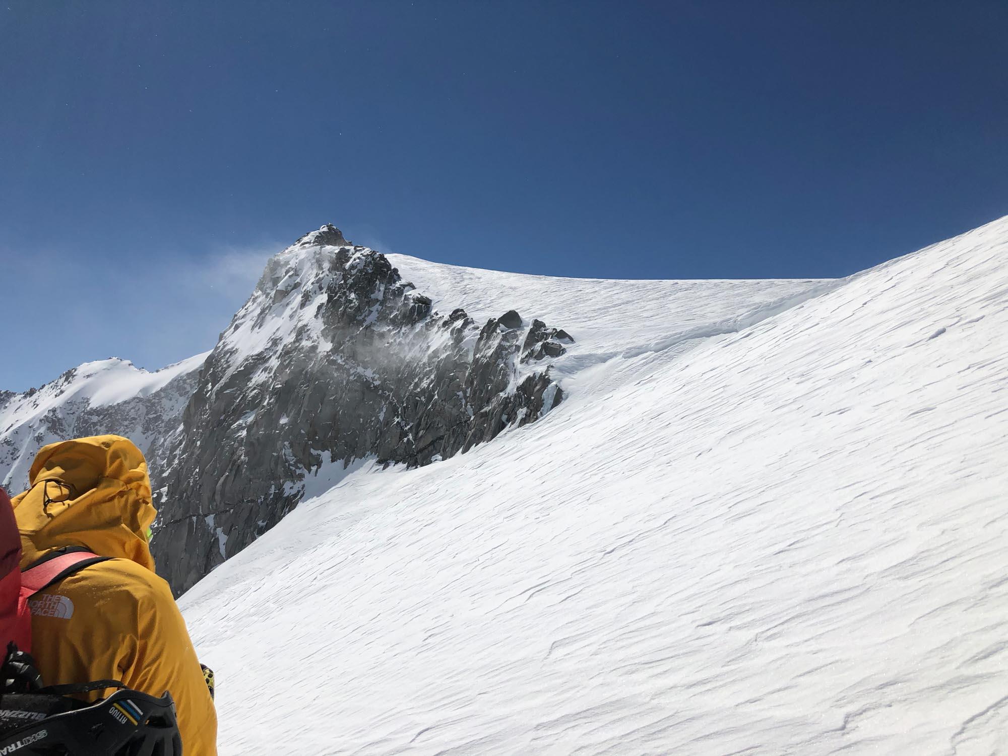 ALPINIST: Junge Alpinisten berichten von ihrer Skiüberschreitung