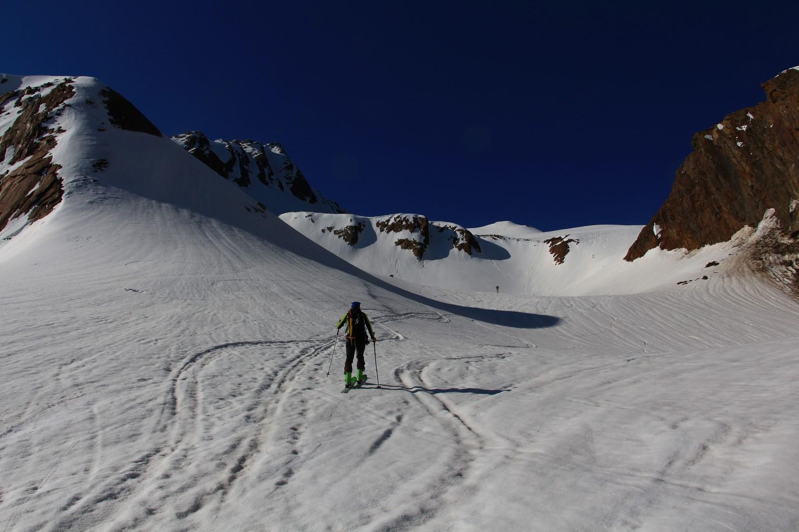 Skitour Texelspitze
