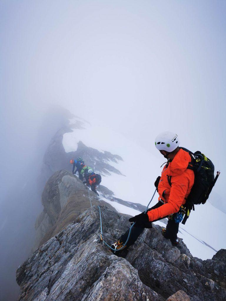 Alpinist Eis- und Nordwände © Manuel Baumgartner