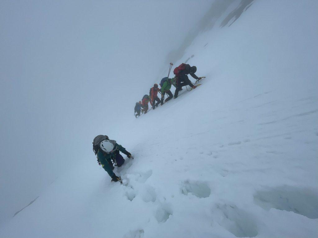 Alpinist Eis- und Nordwände © Michael Sinn