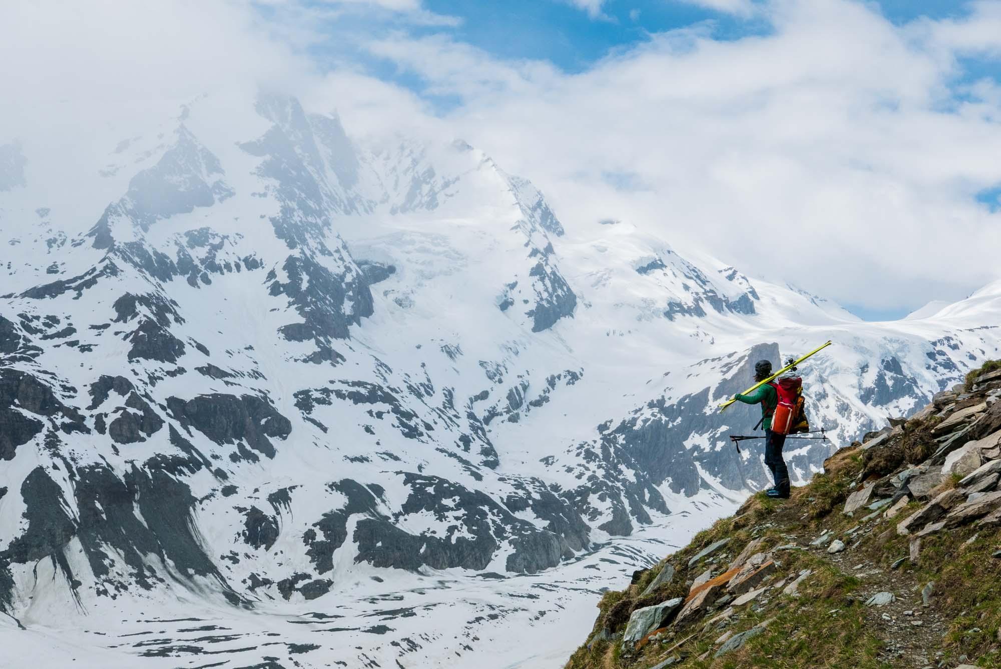 Alpinist: Eis- und Nordwände in den Ostalpen