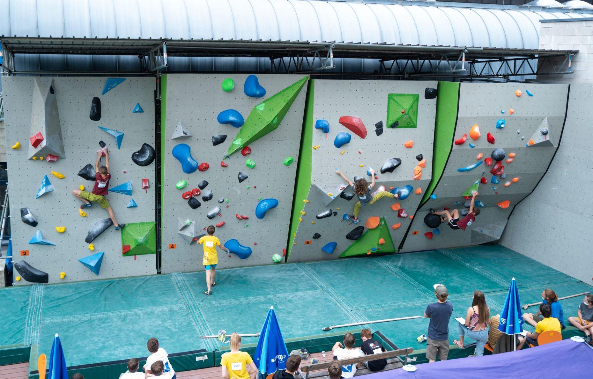 4. Juniorcup Boulder 2021, Meran (BZ)