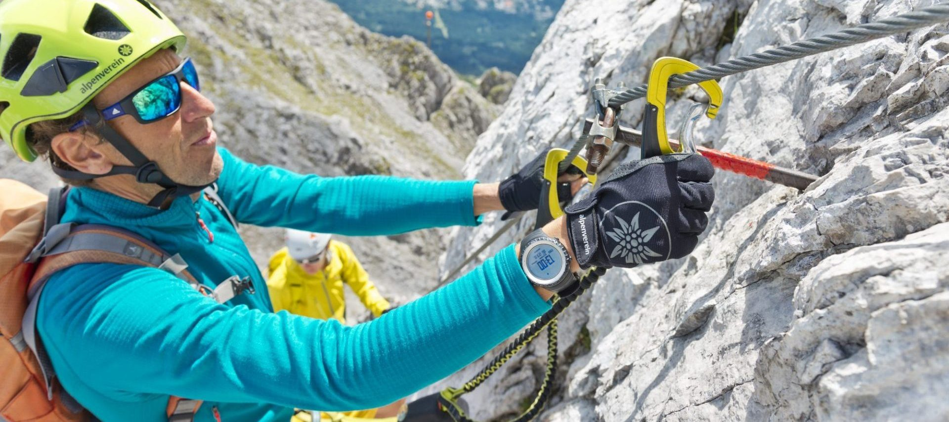 Bergsteigertipp: Sicher am Klettersteig
