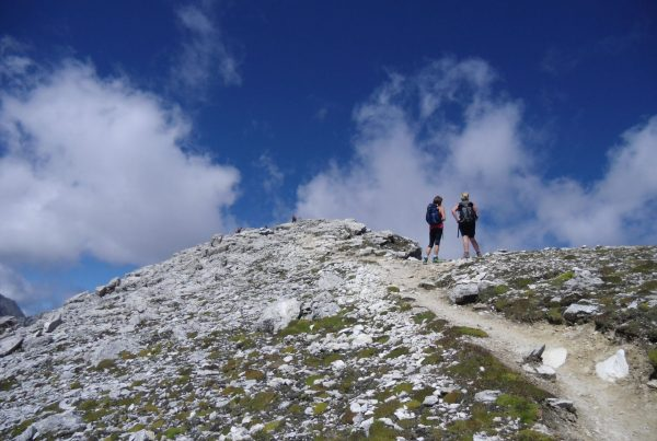 Gipfelziel Piz Duleda (c)Judith Egger
