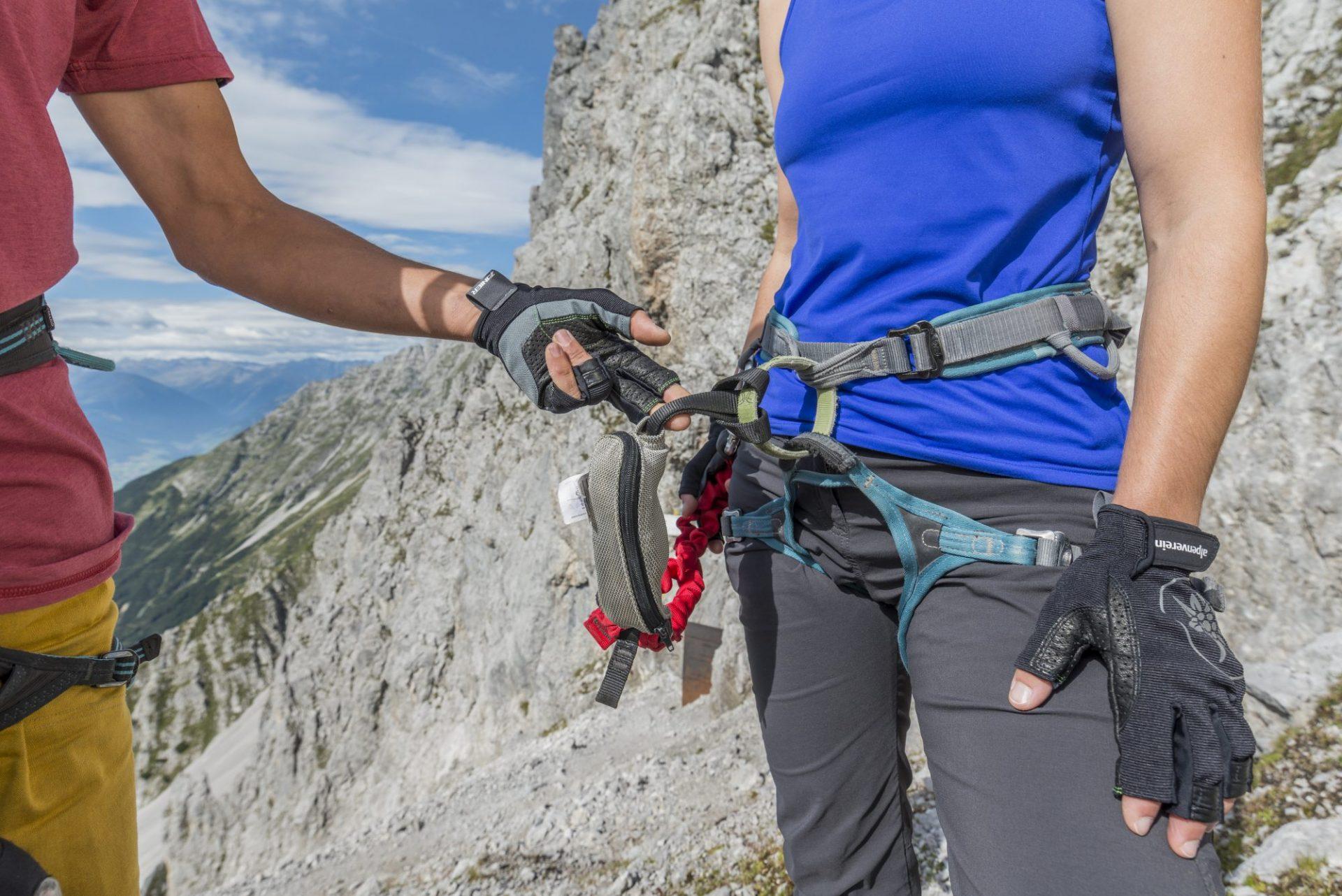 Bergsteigertipp: Ausrüstung als Risikofaktor
