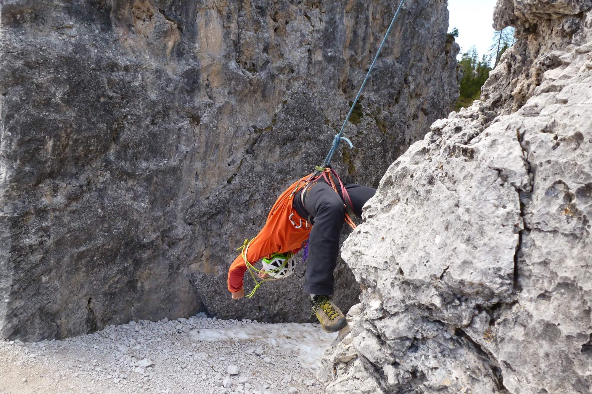Bergsteigertipp: Notfall auf alpiner Tour