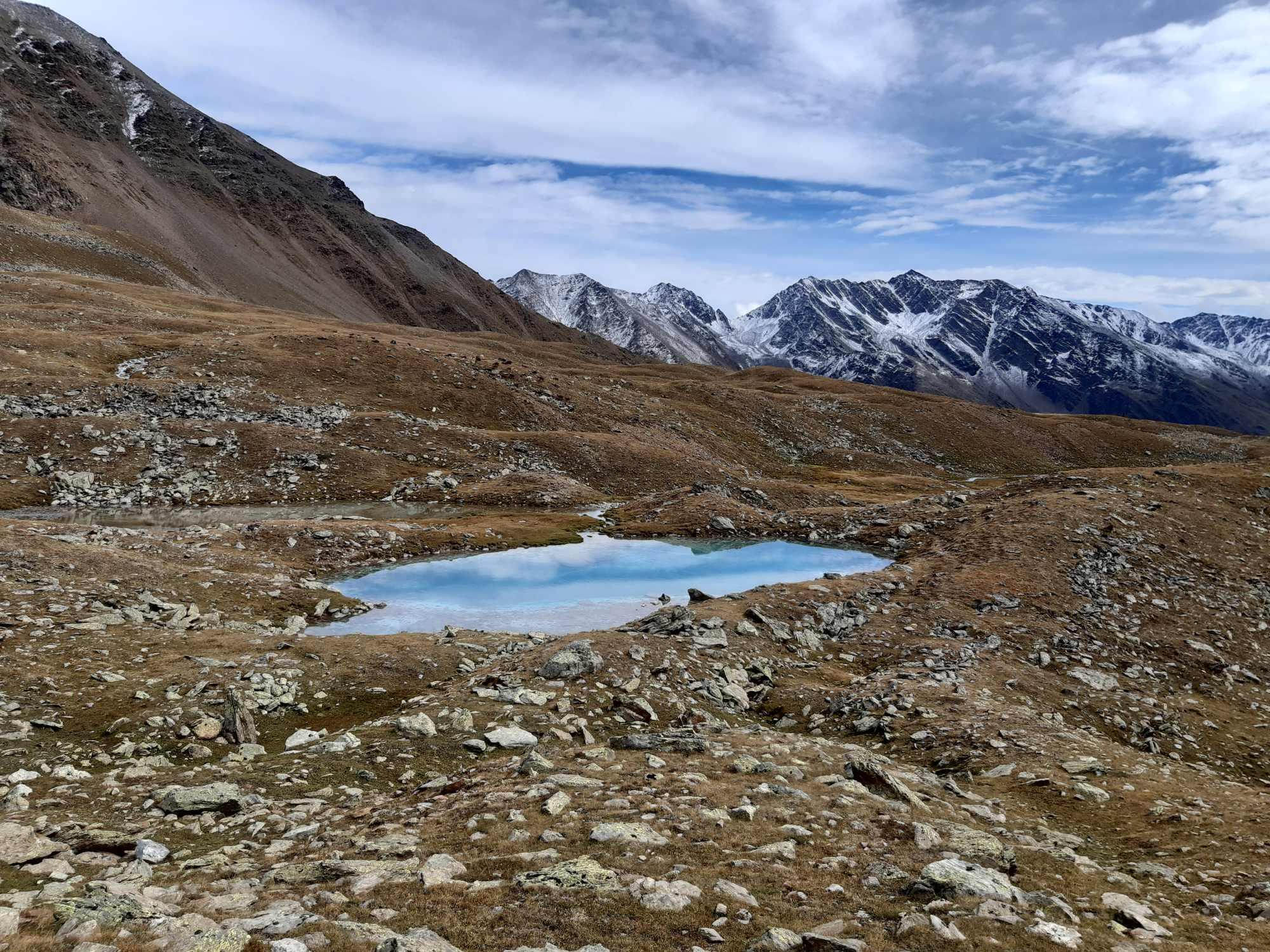 Schwermetalle im Hochgebirge
