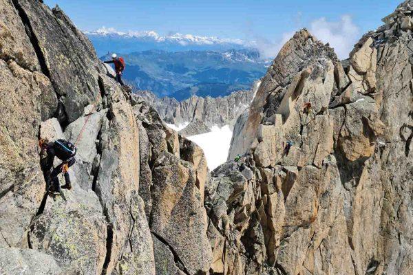 Westalpen Level 2 © Alpinist
