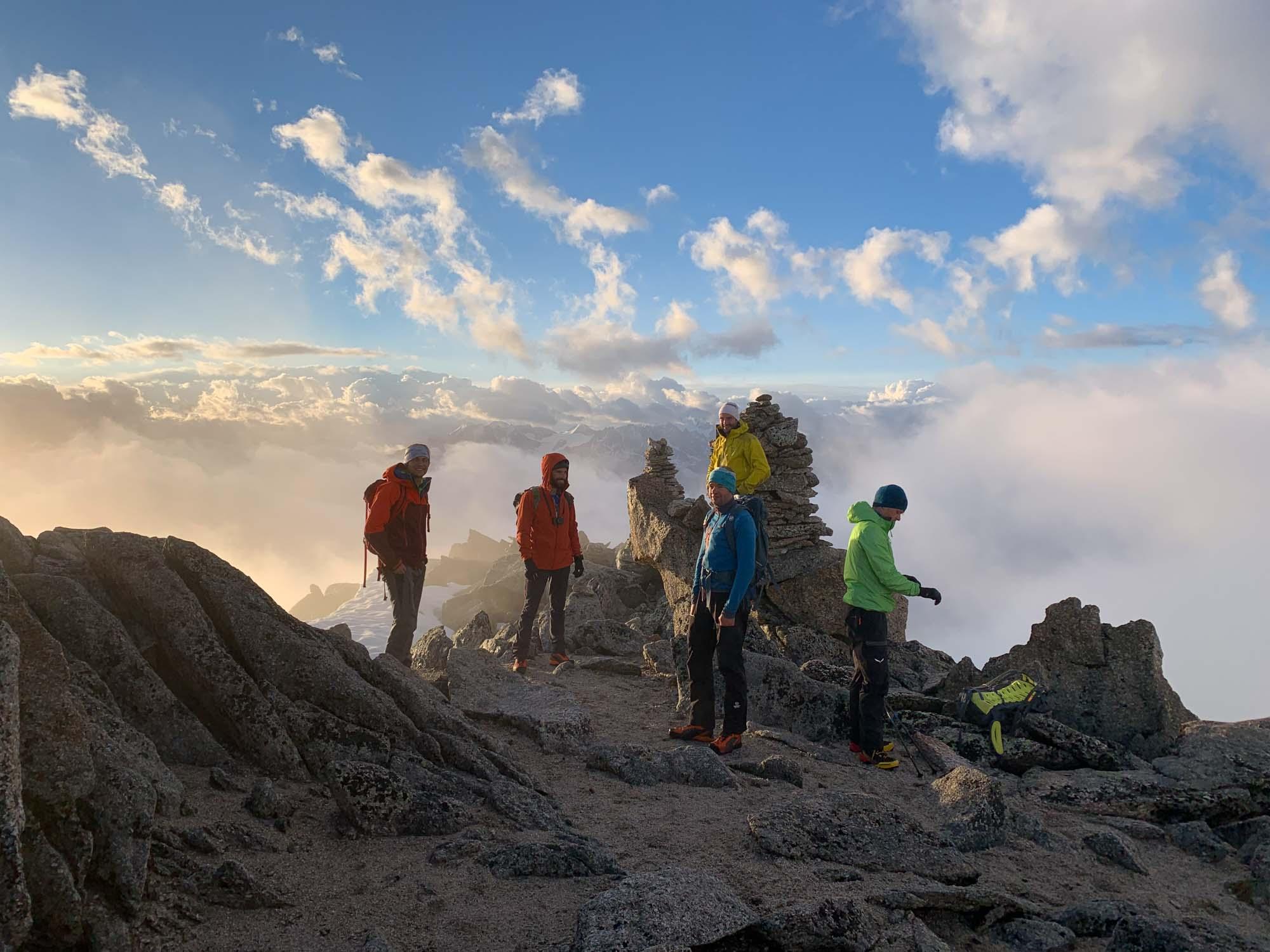 ALPINIST: Alpintage Eis / Westalpen Level 2