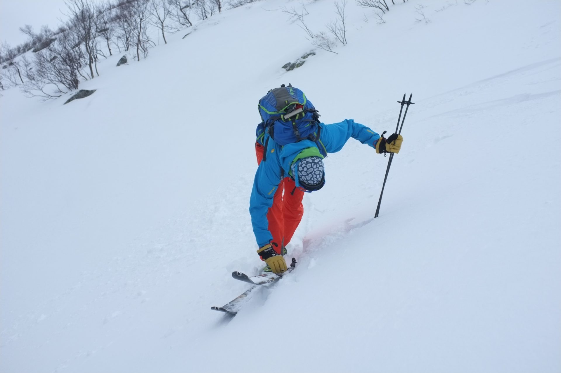 Bergsteigertipp Ski anziehen 3 I (c) Peter Plattner