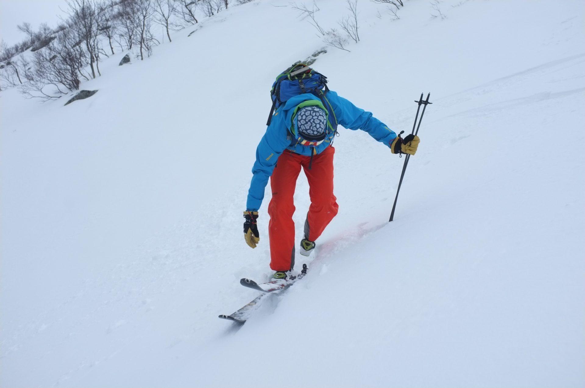 Bergsteigertipp Ski anziehen 4 I (c) Peter Plattner
