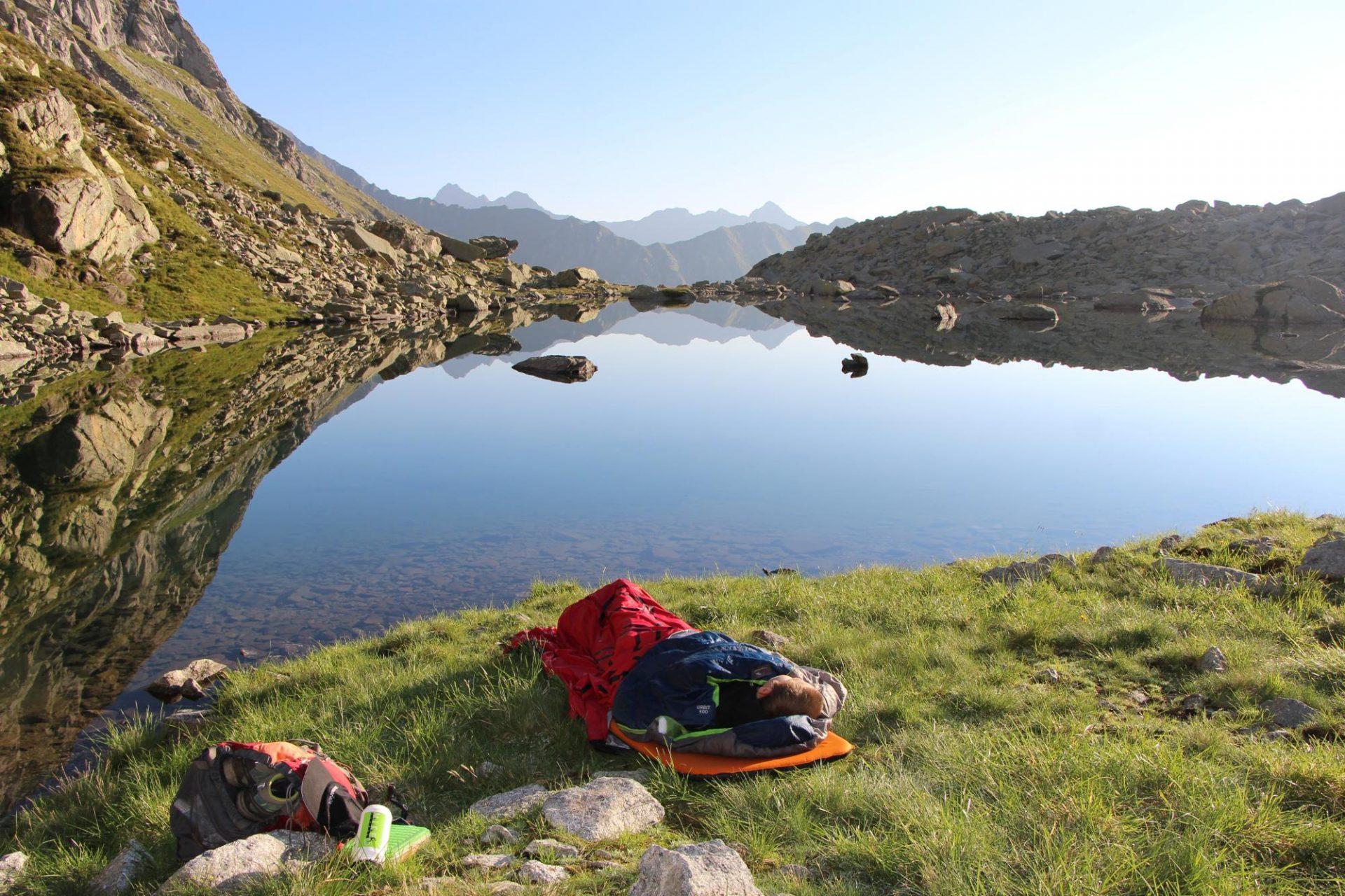 Bergsteigertipp: Übernachten in unseren Bergen – Ist Zelten und Biwakieren in Südtirol erlaubt?