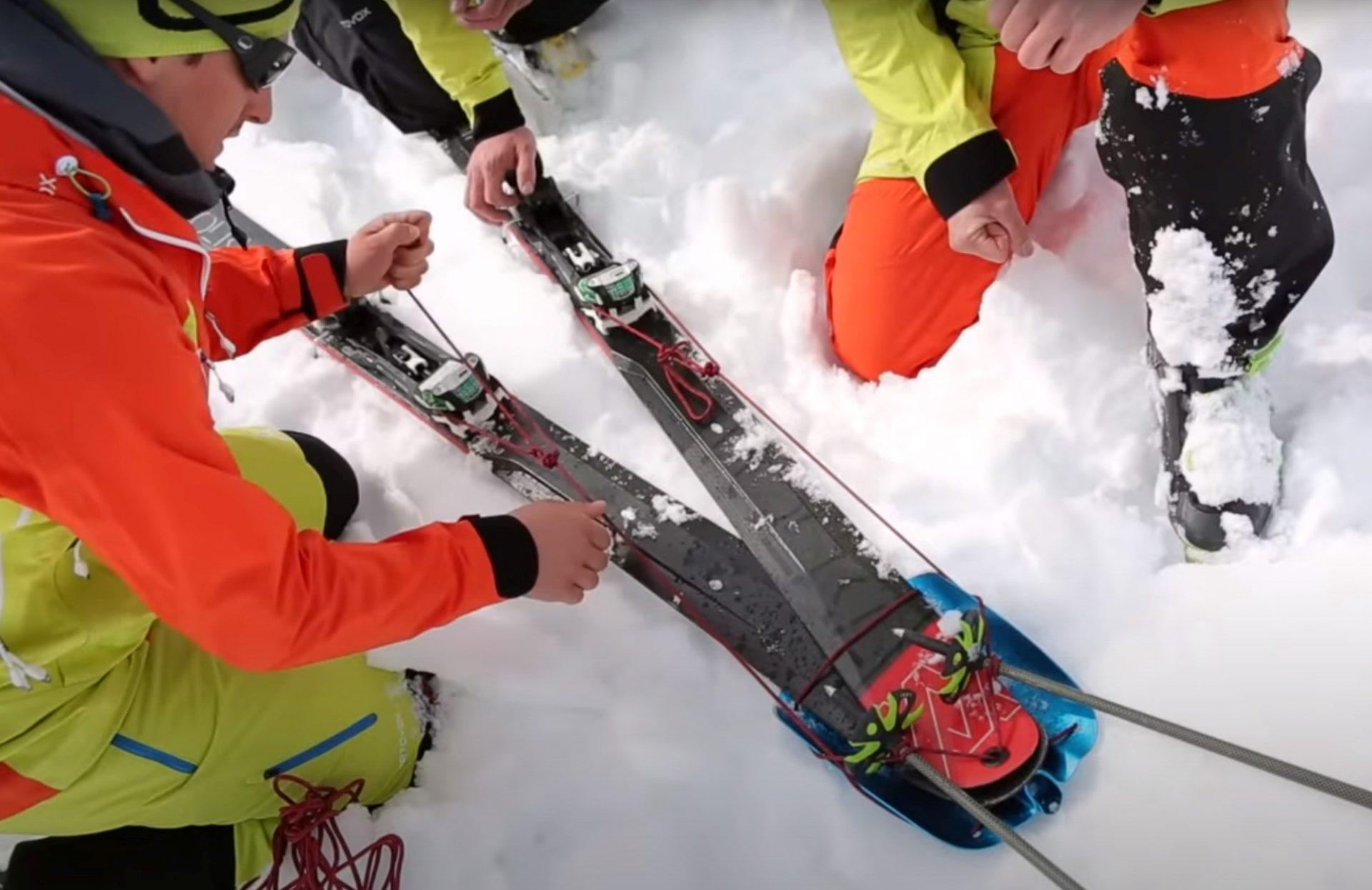 Ortovox skiverschraubung © Walter Obergolser