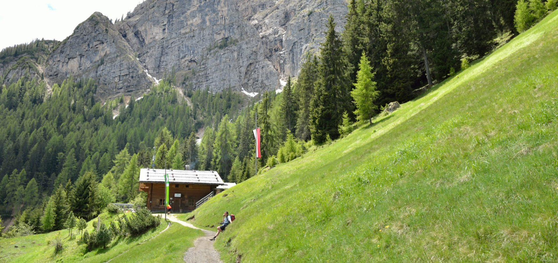 AVS-Schlernbödelehütte wieder erreichbar
