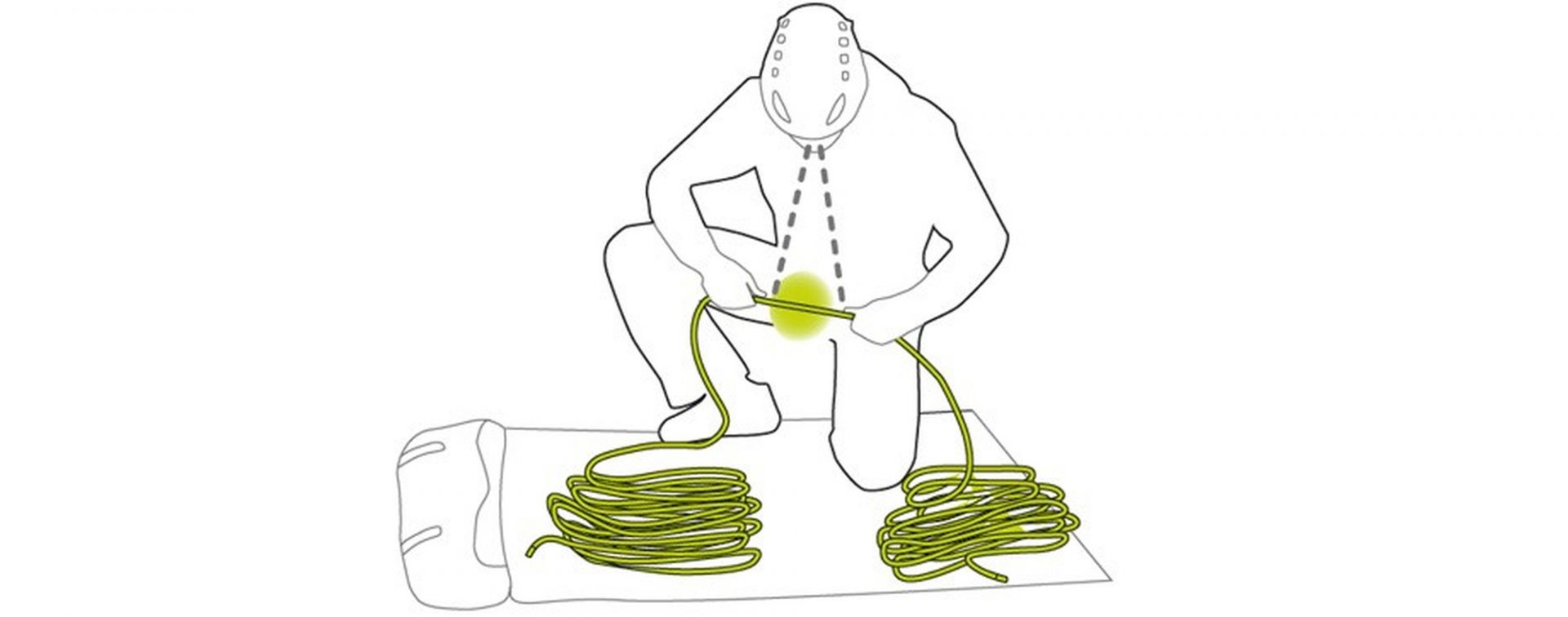 Seil überprüfen © Edelrid